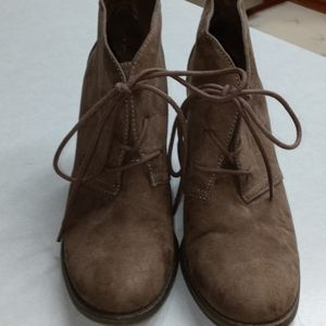 Mia Ankle Booties -  Size 7